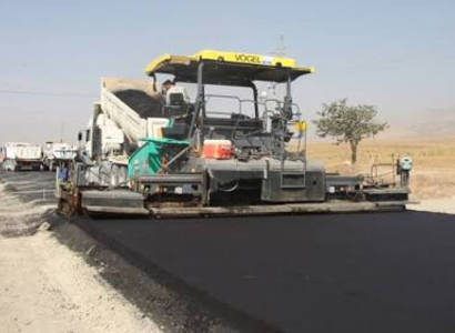 Pavement and fixing the shoulders of Makhmur and Qarach Roads, with Length 15 KM in Mosul.